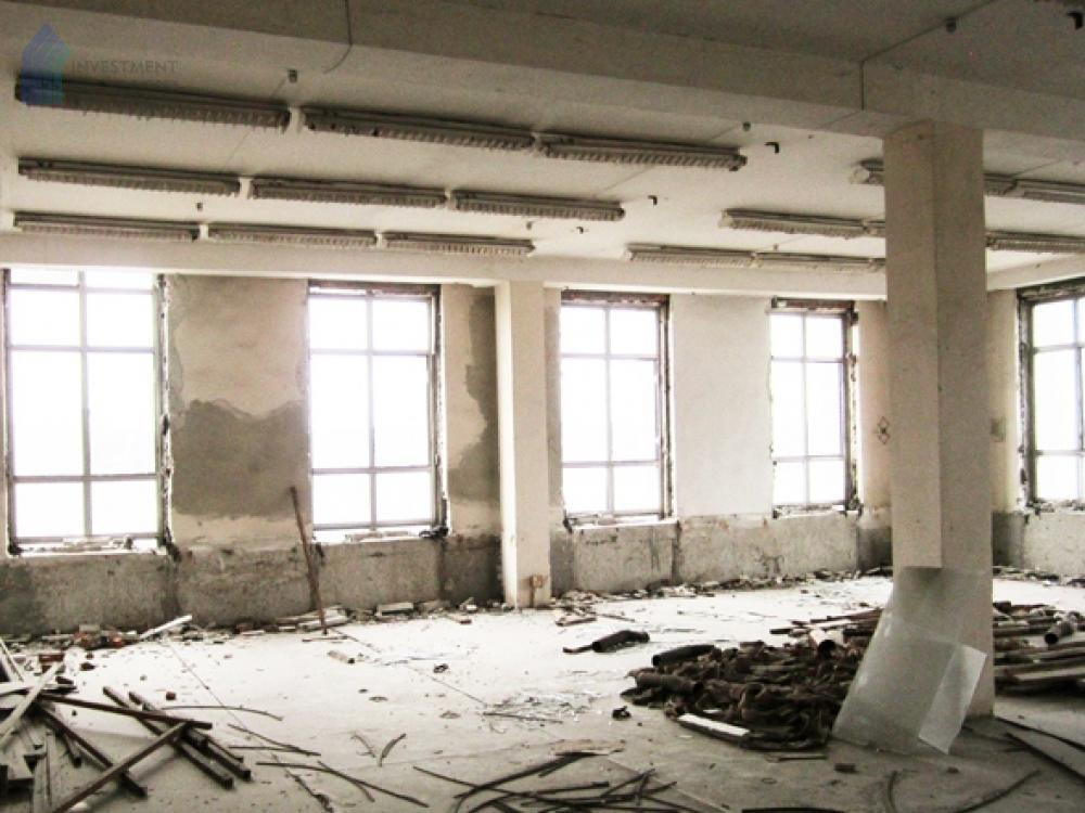 commercial property under renovation