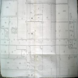 the floor plan of the building of the shopping center